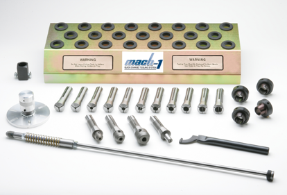 Picture of Mach-1 Quick Change Tooling System - Vari-Speed